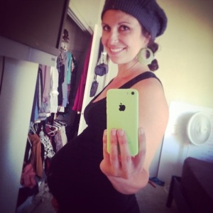 25 weeks along here carrying #4
