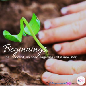 Beginnings (1)